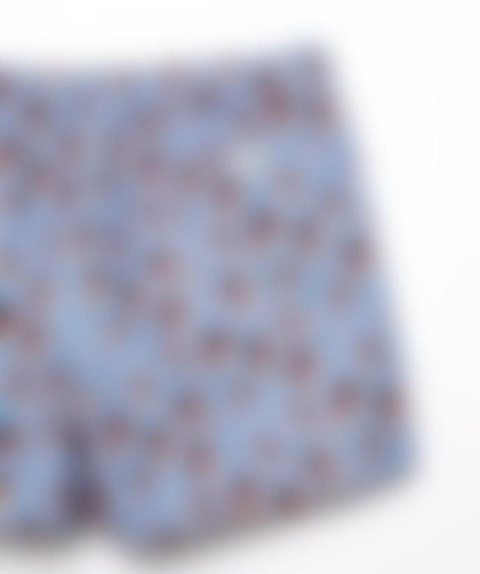 Tiwel Tropik Swimsuit Frost Grey