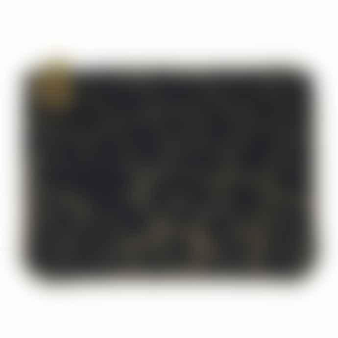 Nooki Design Small Nashville Leopard Clutch