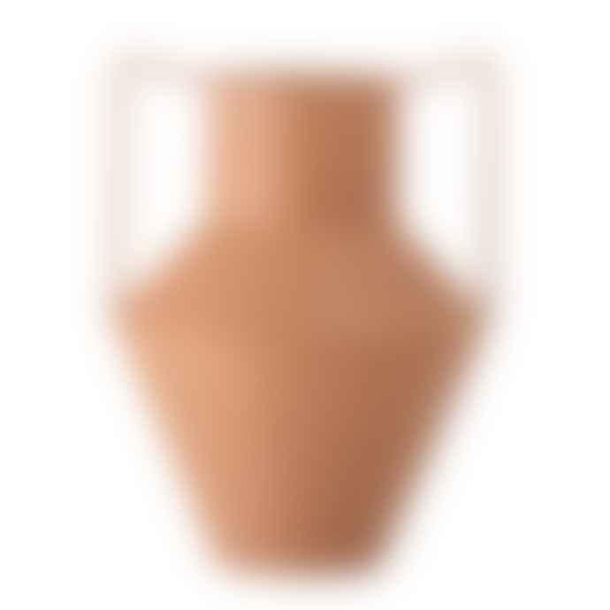 Bloomingville Lola Brown Vase