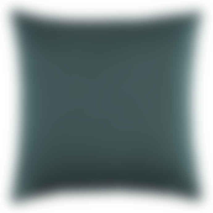 Dagny Petrol Blue Cushion, 50x50 cm