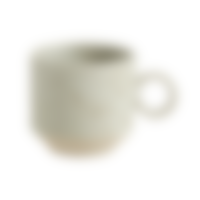 Nordal Sand Grainy Espresso Cup