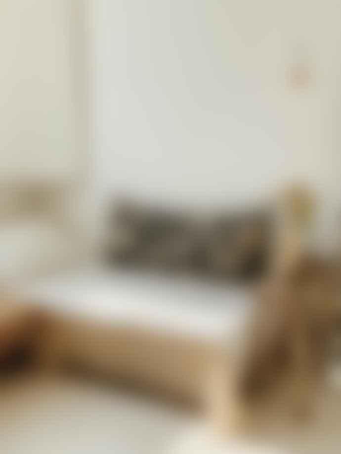 AEAND Lumber Cushion Charcoal