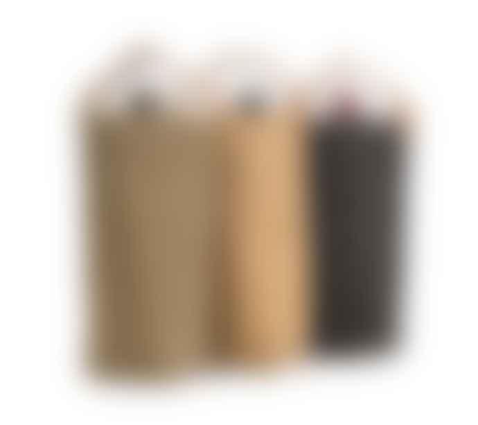 Uashmama Uashmama Wine Bag With Leather Loop