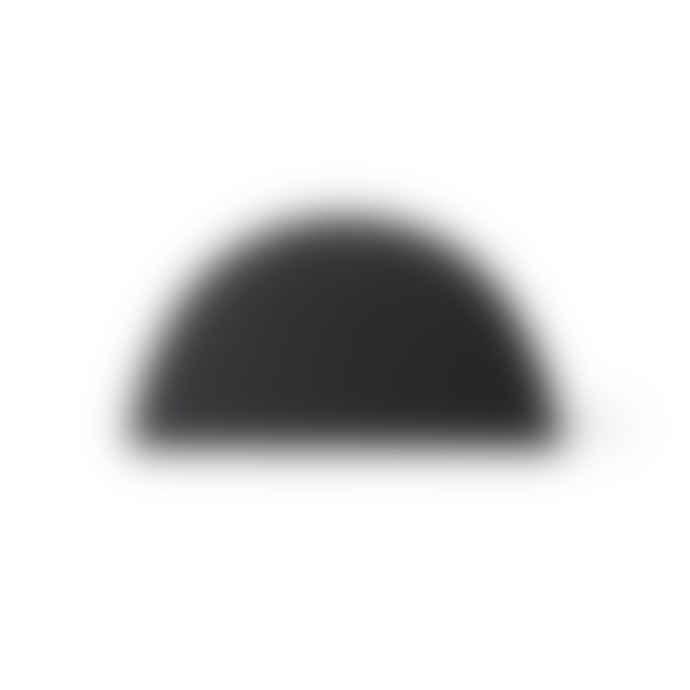 HKliving Semicircle Lampshade S Black Jute