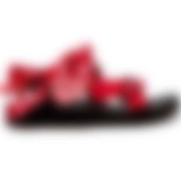 Arizona Love Trekky Sandals Red Bandana
