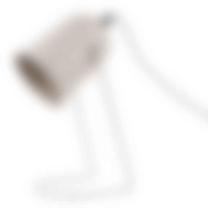 Letimov Enchant Table Lamp Warm Grey