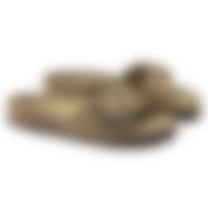 Birkenstock Mud Green Madrid Big Buckle 1018726 Narrow Fit Sandal