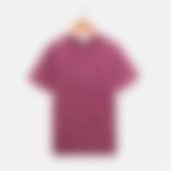 IDIOMA Solivagant T Shirt UV Rouge