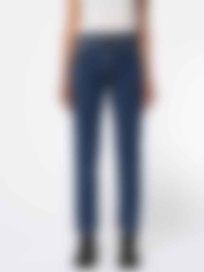 Nudie Jeans Breezy Britt Dark Stellar Jeans