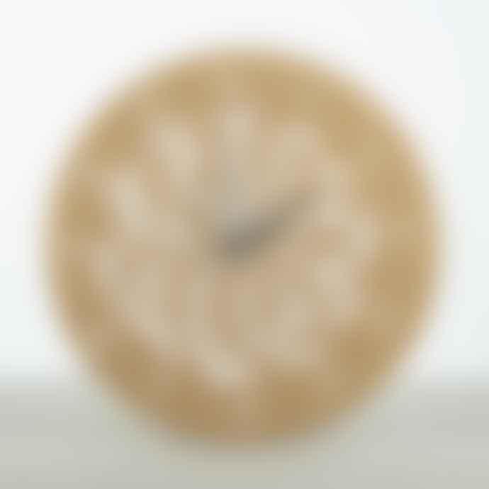 LIGA Cork Clock Fish
