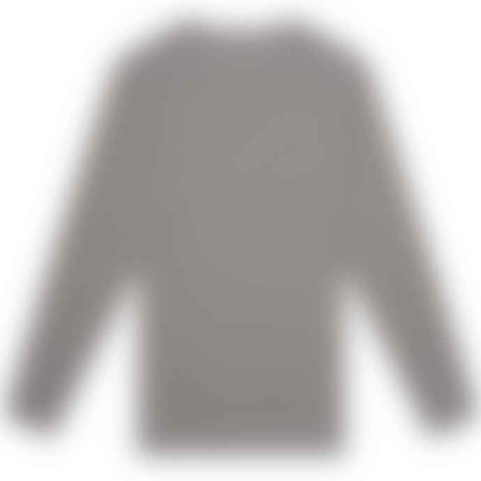 Knickerbocker Mod Stripe LS T Shirt White Black S
