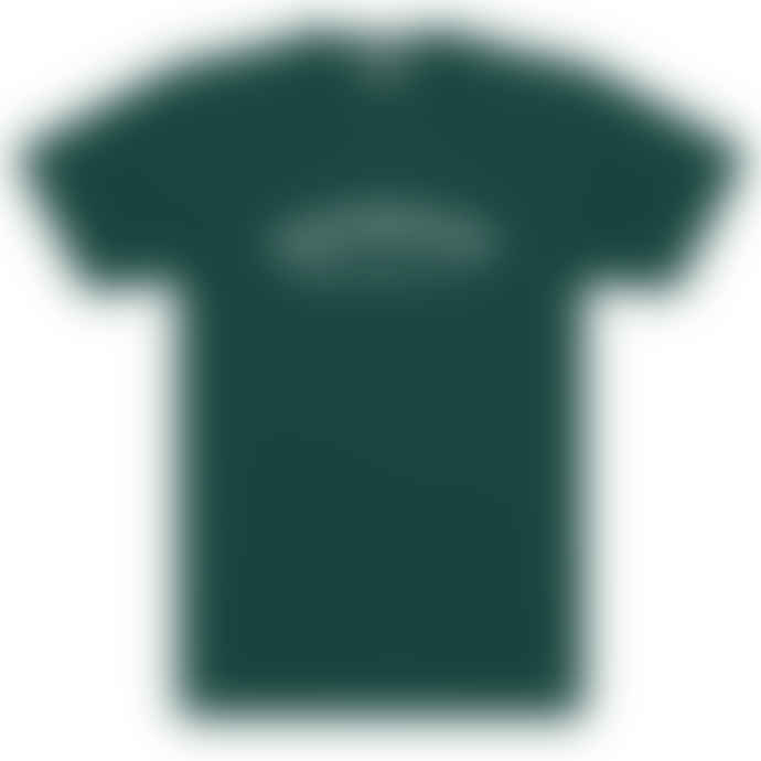 Knickerbocker Core Logo T Shirt Knickerbocker Green S