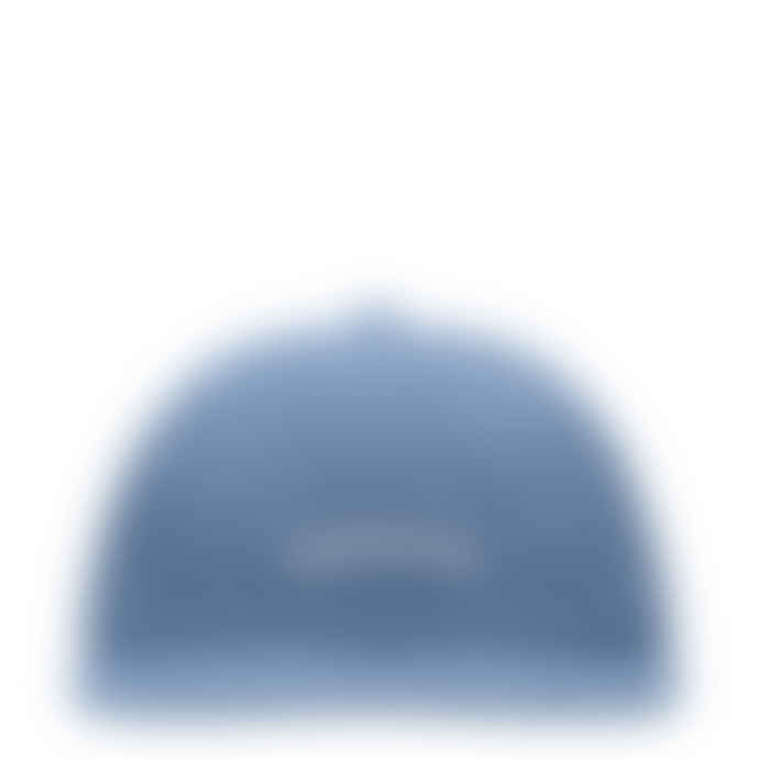 Knickerbocker Core Logo Pigment Ball Cap French Blue One Size