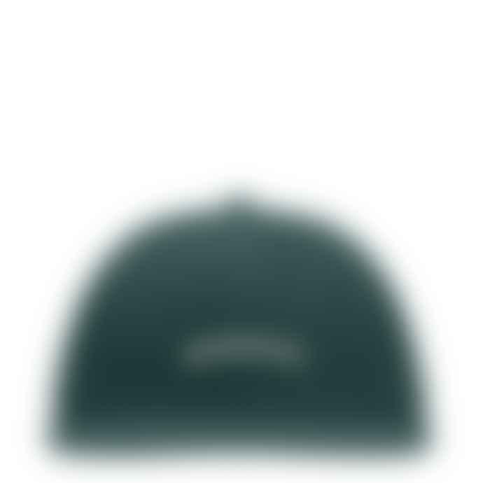 Knickerbocker Core Logo Ball Cap Knickerbocker Green One Size