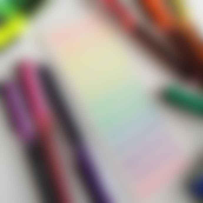Meticulous Ink Karin Brushmarkerpro Neon Pens