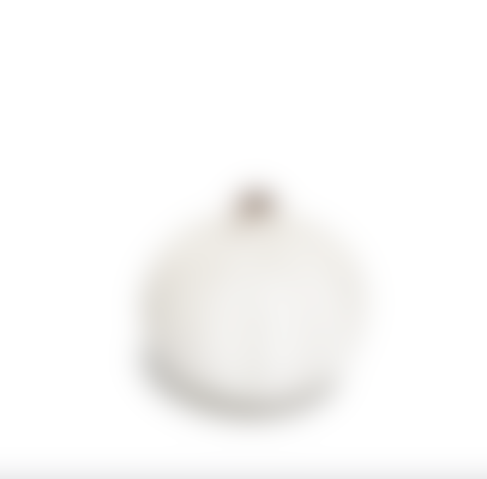 Lindform Bari Vase | Small | Brown Dots