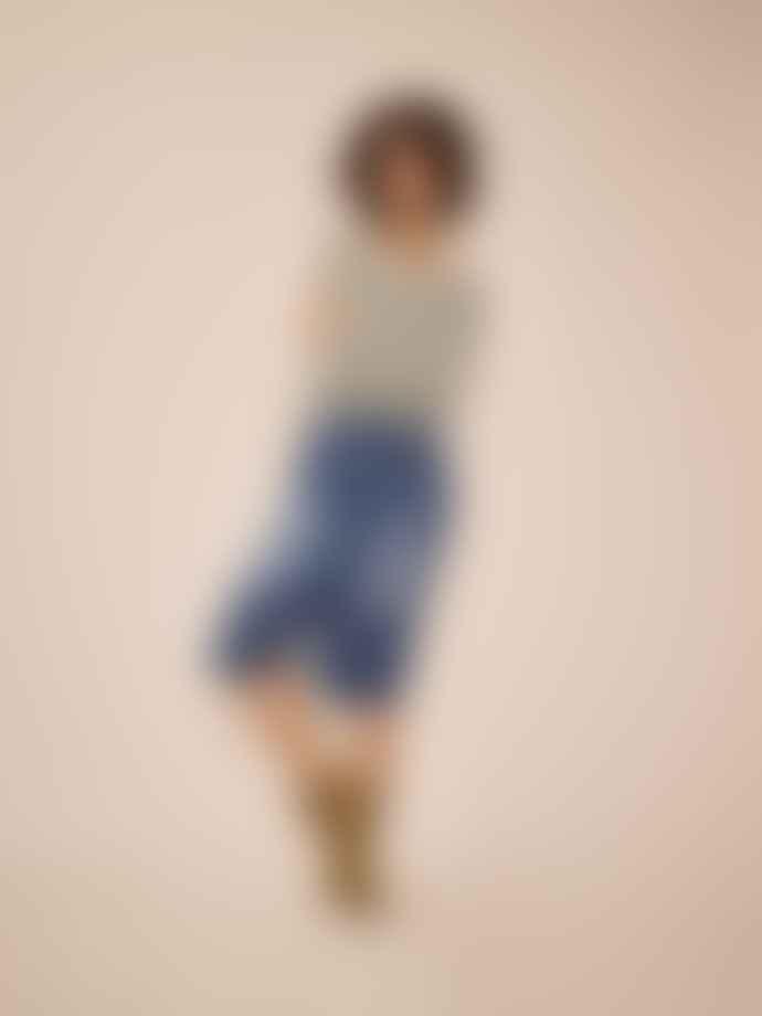 Mos Mosh Helsa Stripe Knit