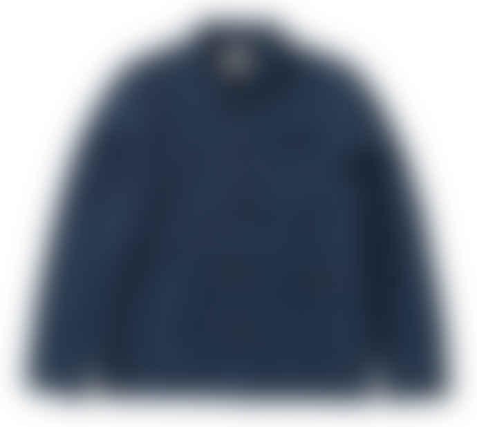 Nudie Jeans Barney Worker Jacket (Indigo Blue)