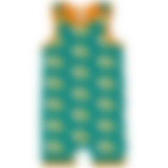 Maxomorra  Chameleon Short Playsuit