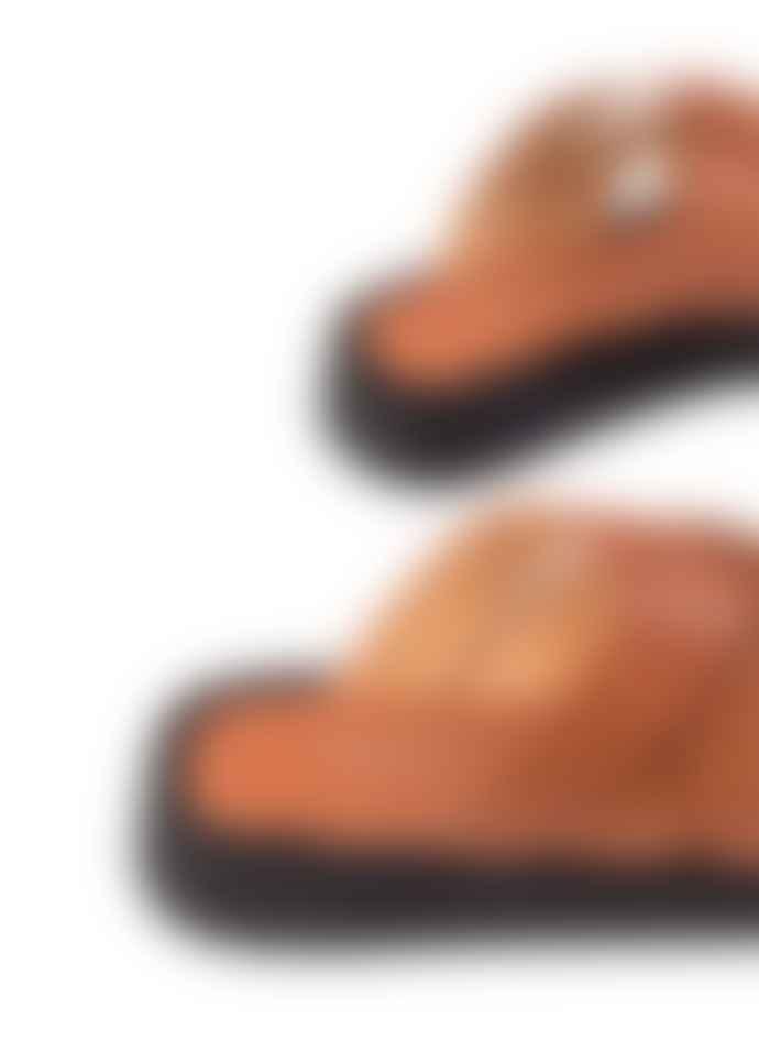 Shoe The Bear Astrid Mule Sandal Cognac