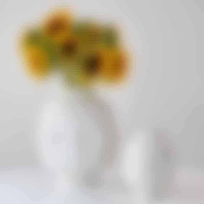 Jonathan Adler Large Dora Maar Vase White