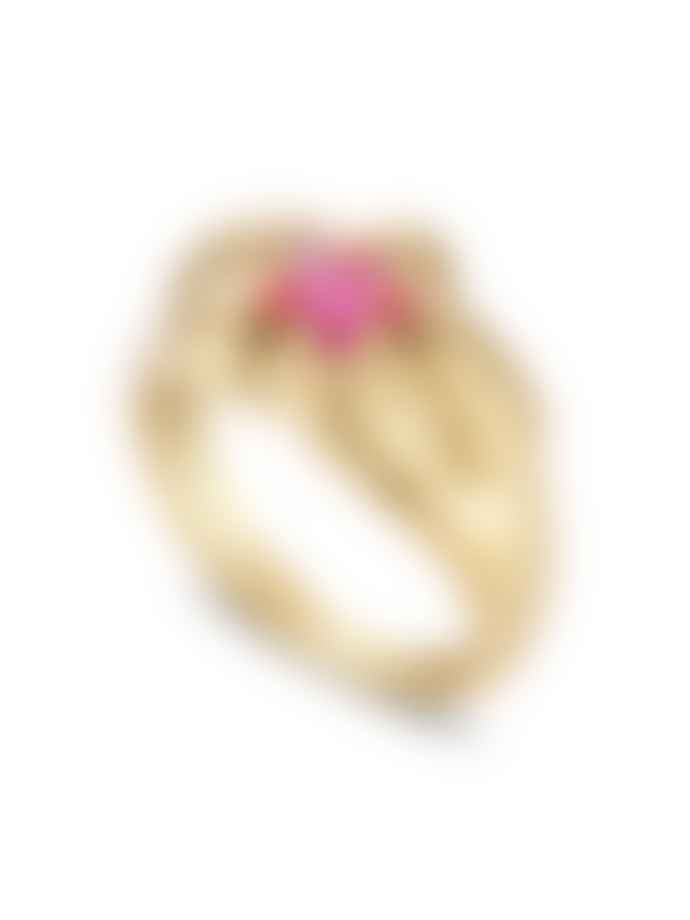 July Child Starstruck Pink Ring