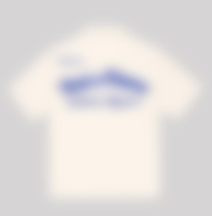 Lorenz 1950 S Dial A Llama Bowling Shirt Cream