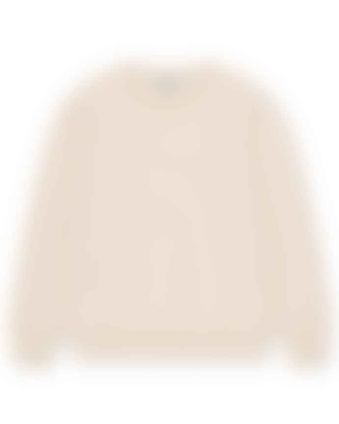 Outland Boo Sweater Off White Made In Portugal