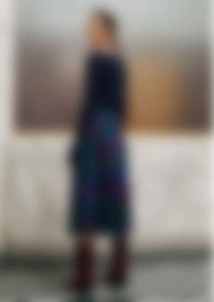 Fabienne Chapot Wonder skirt in Patchy Leopard print