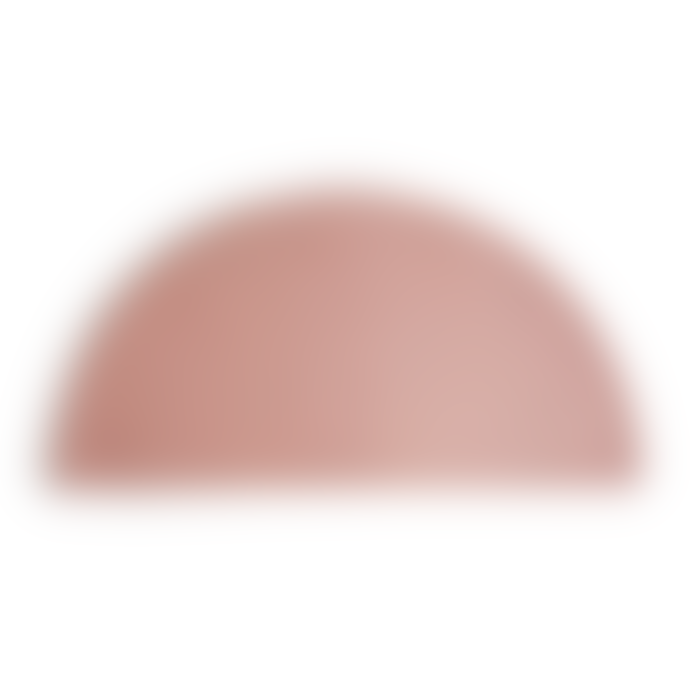 Mushie Silicone Place Mat Powder Pink Confetti