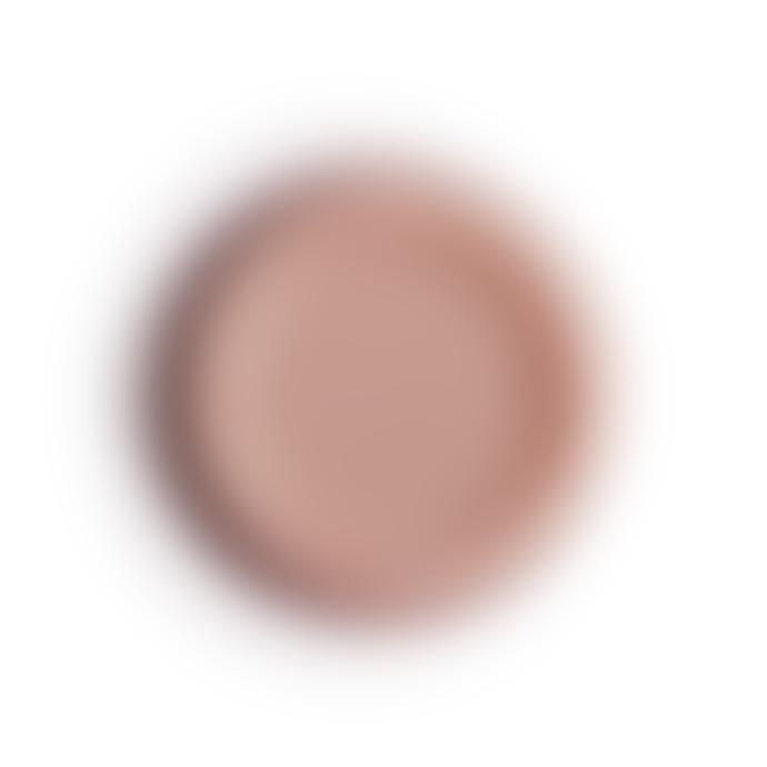 Mushie Silicone Suction Bowl Blush