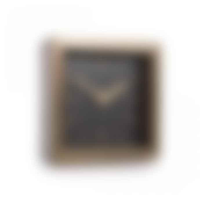 Persora Wood Thomas Kent 5 Garrick Mantel Clock