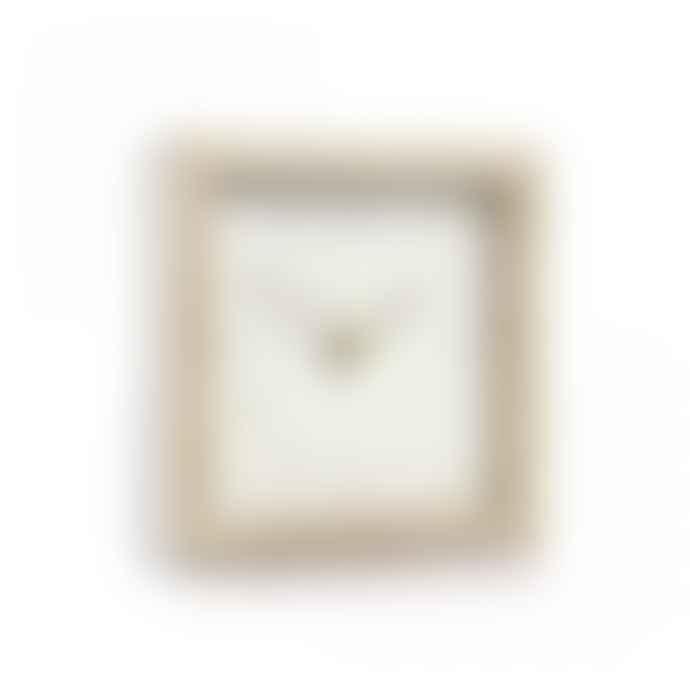 Persora Tofu Thomas Kent 5 Nordic Mantel Clock