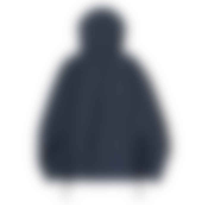 Partimento Sailing Hood Jacket in Navy