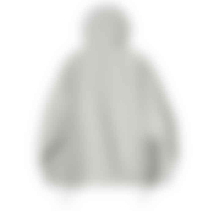 Partimento Sailing Hood Jacket in Grey