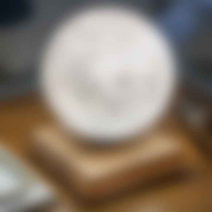 Gingko Levitating Moon Lamp