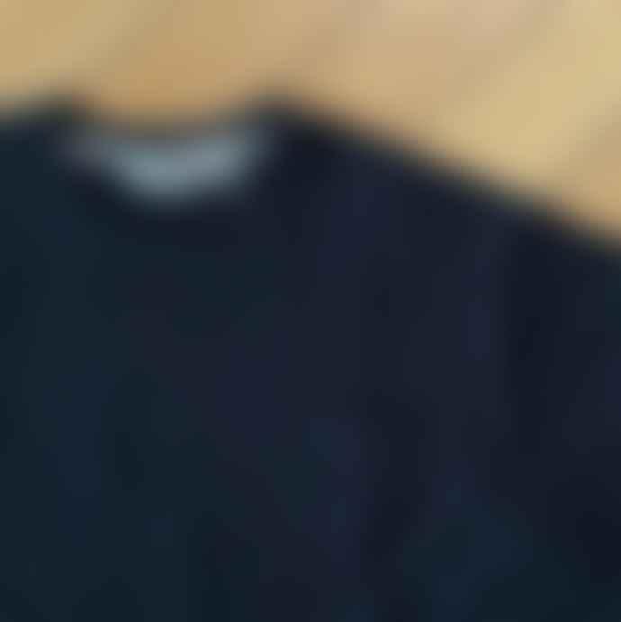 Arnold & Co Uniform Bridge Heavyweight L S Tee Black