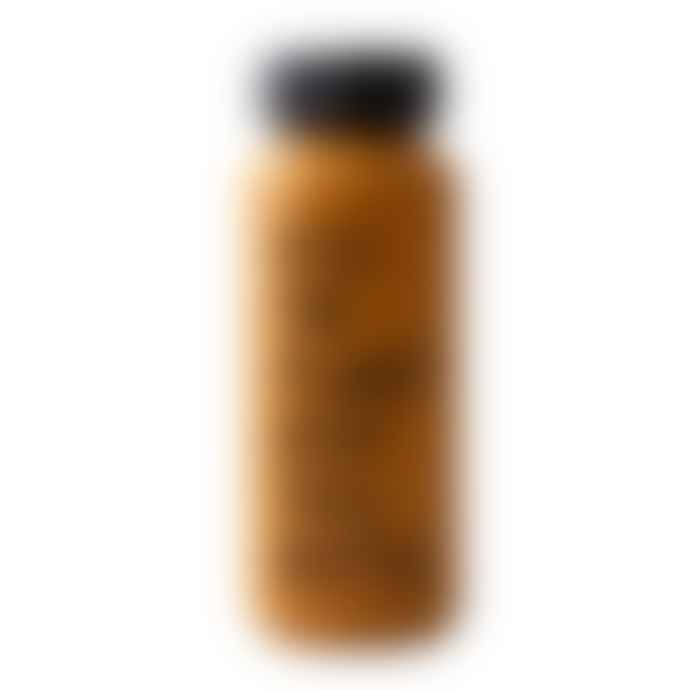 Design Letters Mustard Kiss Thermo Bottle