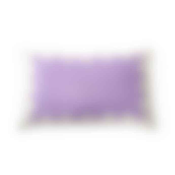 Jonathan Adler Ripple Oblong Cushion Lavender