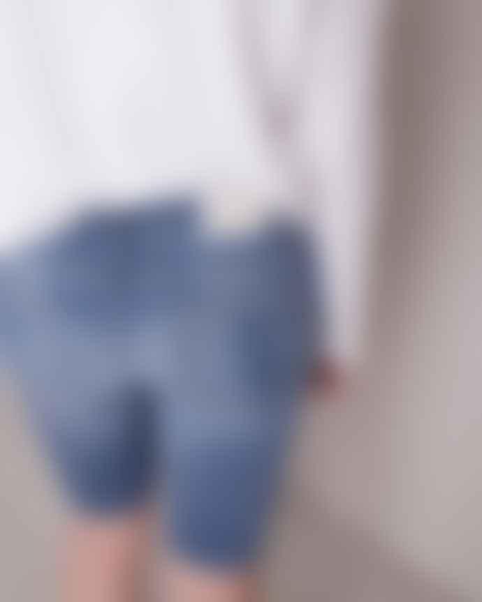 CLOSED Shorts Denim Baker Blue