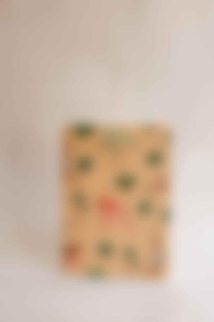 Wrap Magazine Yoga Notebook