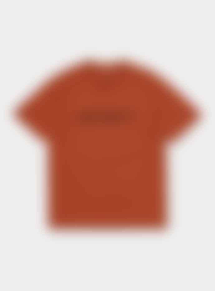 Carhartt T Shirt S S Pocket Uomo