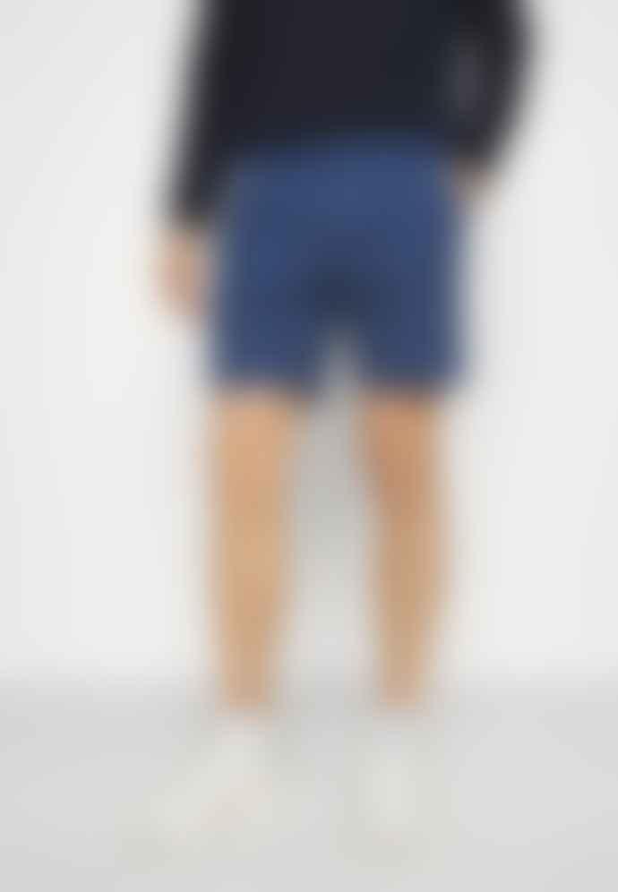 Selected Homme Selected Short Homme Bleu