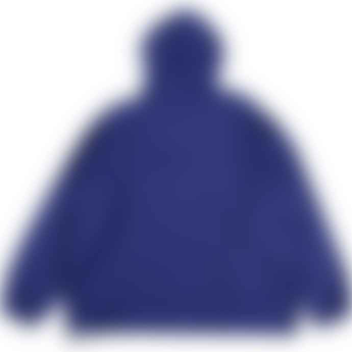 USKEES The 3008 Organic Cotton Smock Ultra Blue