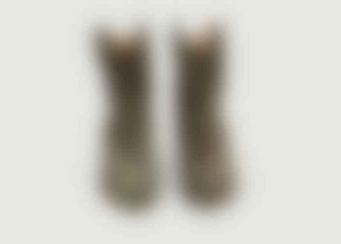 Petite Mendigote Alberta Goatskin Boots