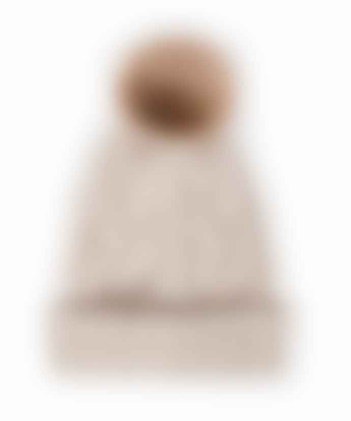 Powder Charlotte Wooly Hat Cream