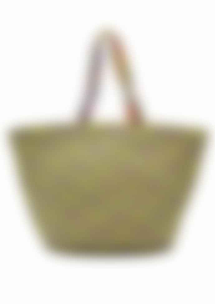Nooki Design Yellow Trueman Basket