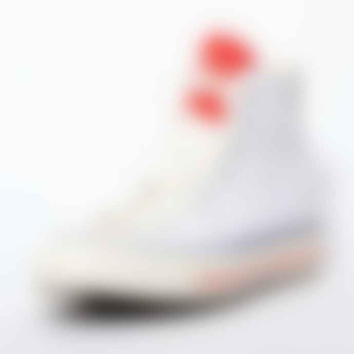 Converse Chuck 70 Classic High Top White University Red