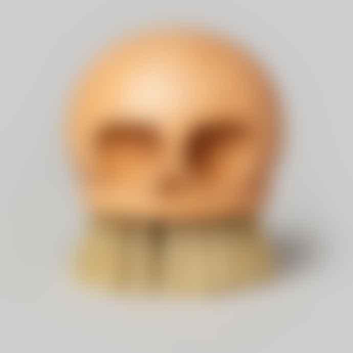 Hoxton Monster Supplies Store Skull Brush