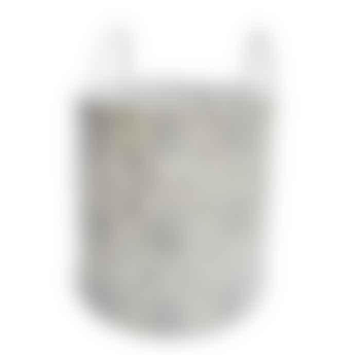 Weaver Green Kasbah Basket Smoke